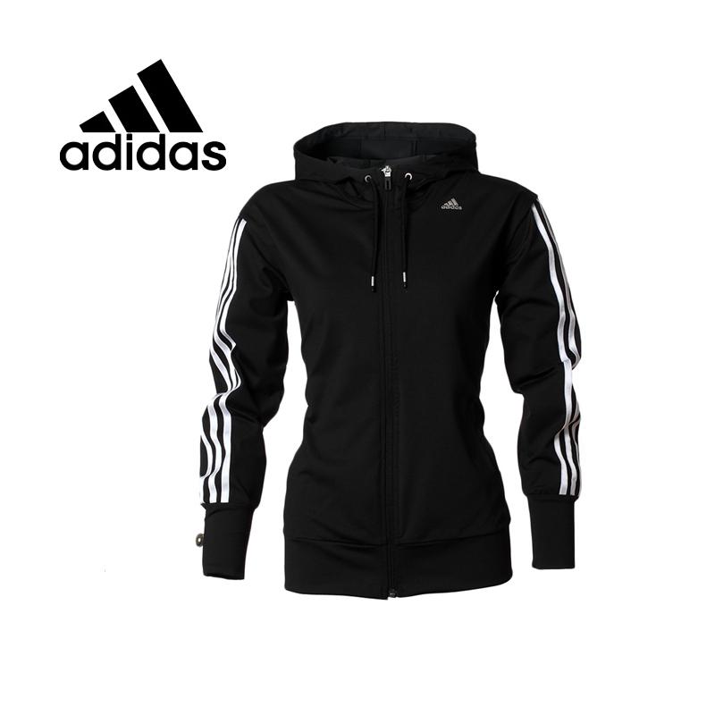 Adidas Zip Up Hoodie Womens