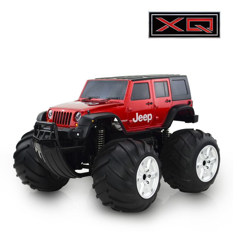 Jeep Amphibious RC car children's toys remote control Jeep high-speed all-terrain vehicles Waterproof Car electric toy(China (Mainland))