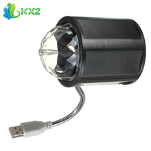 Waterproof 4W LED Stage Light DJ Disco / Party Effects Lamp with USB Interface (China (Mainland))