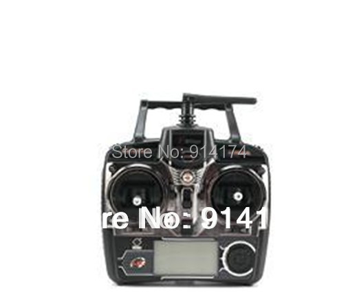 WL Toys V913 2.4G 4 channels R/C helicopter spare part kits 2.4g radio control/ remove control  free shipping<br><br>Aliexpress