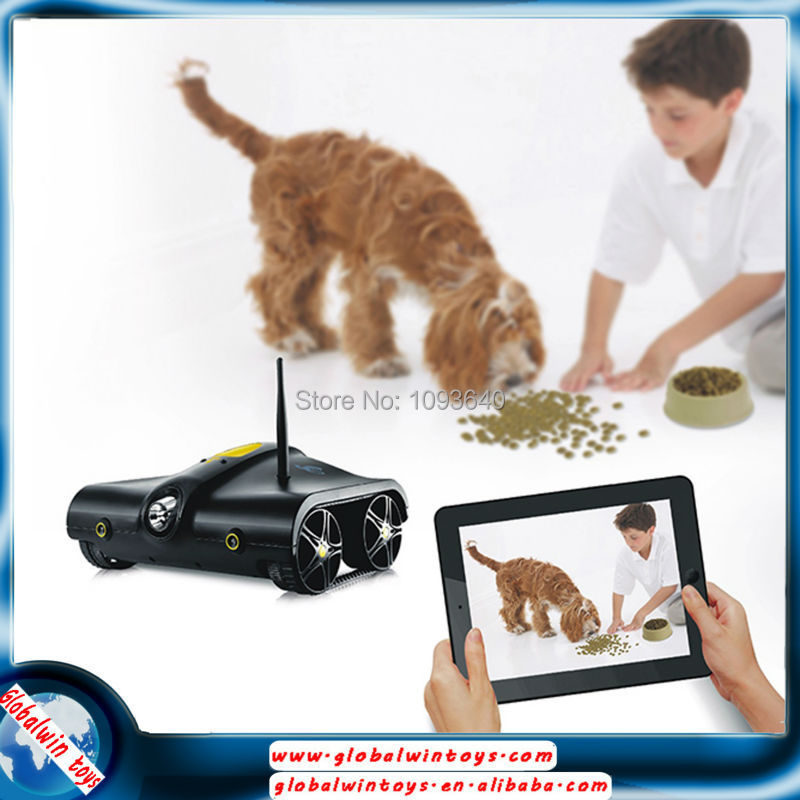 iPhone controlled rc tank with video camera tank rc + free shipping