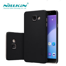 Buy sFor Samsung Galaxy A5 2016 Case Nillkin Frosted Shield Back Cover Case Samsung Galaxy A5 2016 A510F Screen Protector for $7.19 in AliExpress store