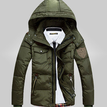 Free shipping men down jackets , Stoneed Men Down Coat Winter Jacket Outwear Parka 148(China (Mainland))