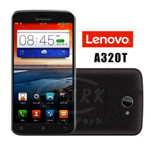 "New Lenovo A320T Original 4.0"" 4G Cell Phone TD-LTE SCDMA MTK 6582 Quad Core 1.3GHz Android4.4 512MB + 4GB Cheap Celular()"