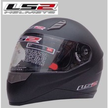 Free shipping authentic LS2 FF384 motorcycle helmet full helmet ran lens wear and washable lining S -XXL(China (Mainland))