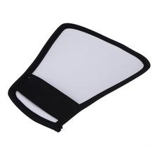 Buy Camera Flash Diffuser Softbox Silver White Reflector Canon 580EX/ Nikon SB-600/Metz/ Sony for $1.31 in AliExpress store