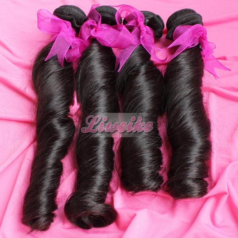 Гаджет  Queen hair products 2pcs/lot Spring Curly hair Brazilian Virgin Human Hair Weft None Волосы и аксессуары