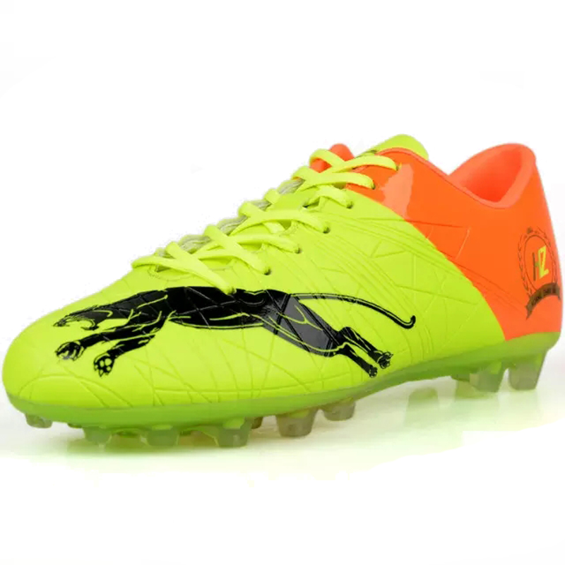 Outdoors Lawn Long Skipe Sports Soccer Shoes Sneakers Men Soccer Shoes Cleats Football Boots Size 39-44 Male Soccer Shoe NX4040(China (Mainland))