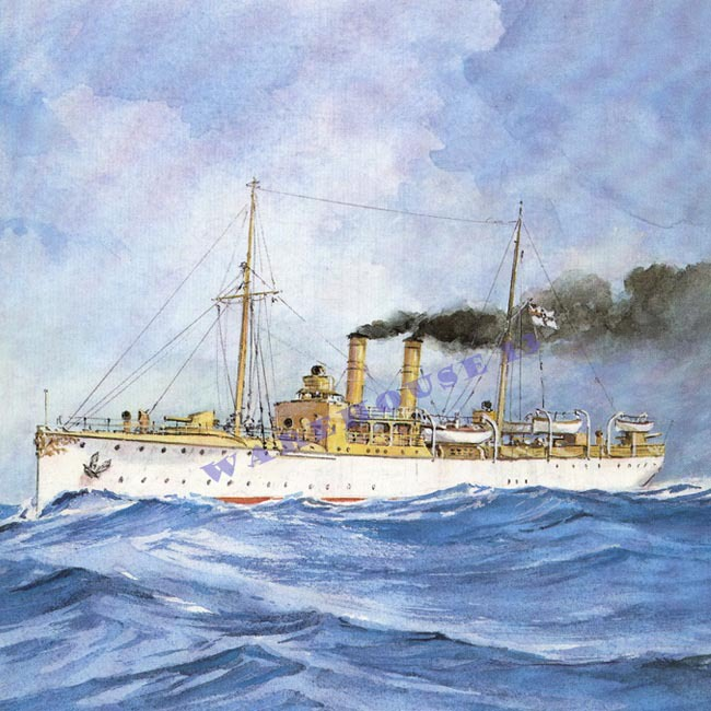 Free shipping Paper model battleship German gunboat PANTHER 27cm , torpedo boat S 67, 20cm long 1:400 scale children's diy toys(China (Mainland))