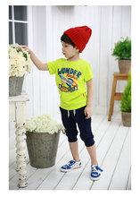 Clearance Top Quality Brand New Children s boy T shirt car styling boys Tee t shirt