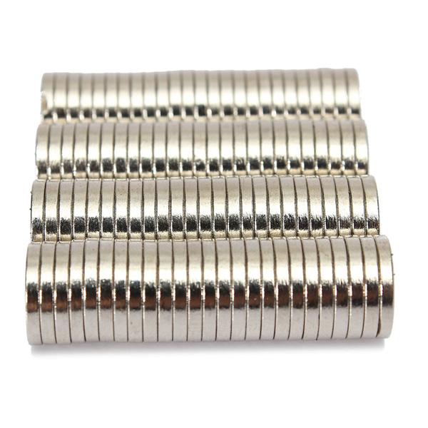 100pcs 10x1.5mm Neodymium Disc Super Strong Rare Earth Fridge Magnets N50 Wholesale Price<br><br>Aliexpress