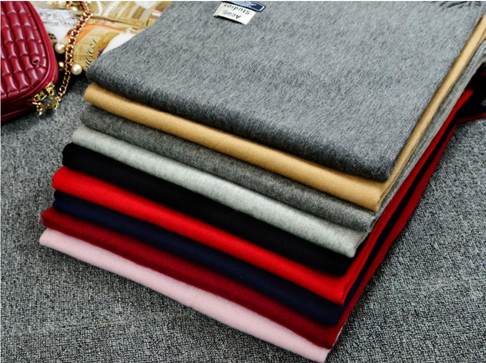 Male and female couple of cashmere wool scarves Shawls dual Ms. autumn and winter warm cashmere scarves tag complete 180 * 70cm(China (Mainland))