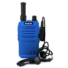 Mini Walkie Talkie UHF400-470MHz 16 Channels 3W Portable Hf Transceiver Ham Radio Two Way A7185L - Hongkong Retevis Store store