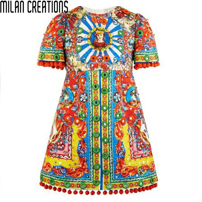 Baby Girls Dress the New 2015 Summer Girls Fashion Children Dresses Flower Striped Girls Summer Dress Kids Clothes Princess <br><br>Aliexpress