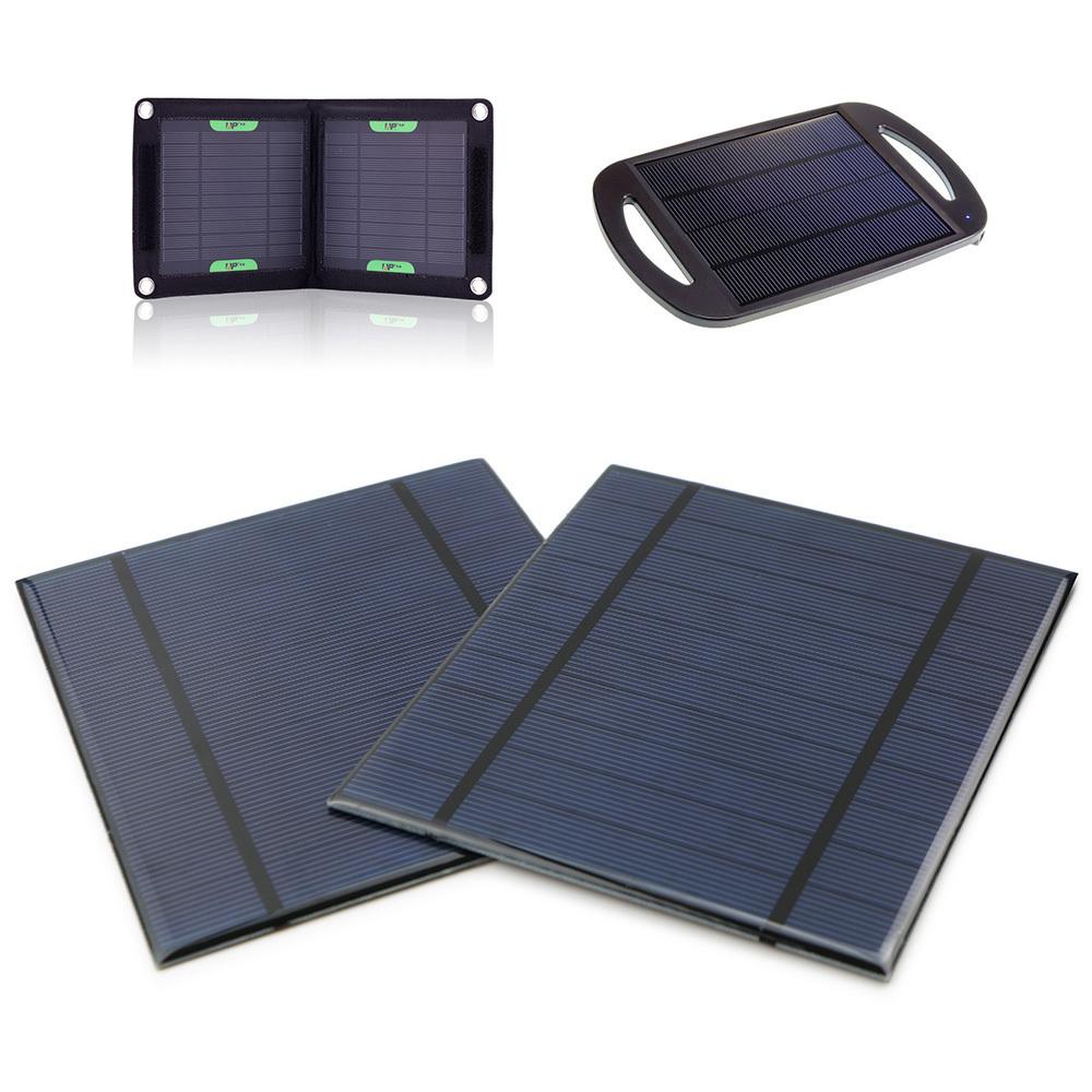 Compra mini panel solar online al por mayor de china for Panel solar pequeno
