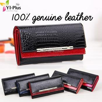 2015 new women wallets women genuine leather wallets long design wallets