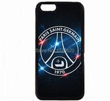 2016 France football team Paris Saint Germain PSG Hard Plastic Phone Case For Apple iphone 4S 5S 5C 6G 4.7 6plus 5.5 Coque Cover