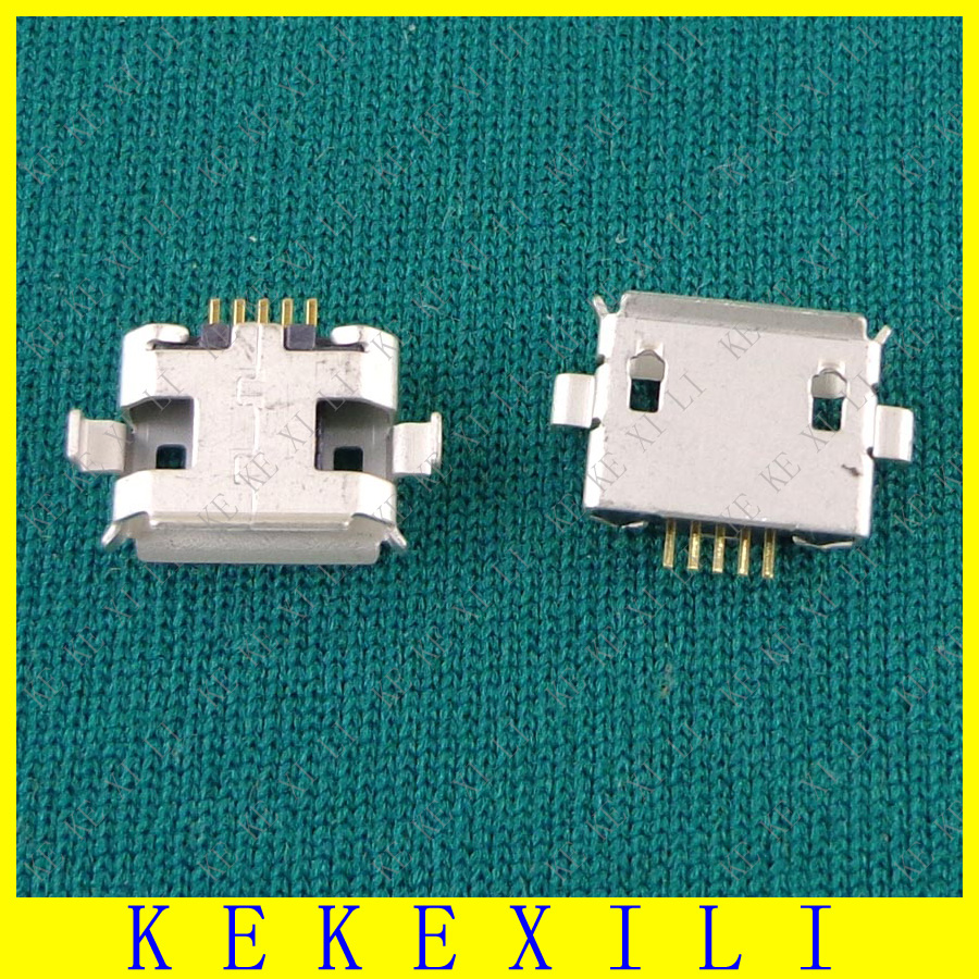 5-1000pcs All copper MicroUSB socket/jack MK5P Mike 5 P MINIUSB Micro USB female 5 foot patch for cellphone(China (Mainland))