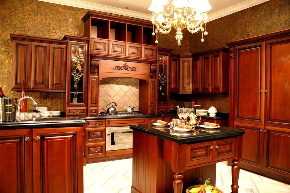 american wood kitchen cabinet manufacturer(China (Mainland))