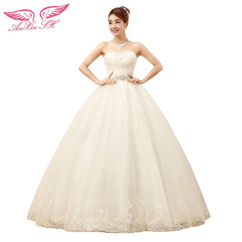 top wedding dress lacing wedding dress luxury strap the bride wedding