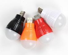 1PC Portable Mini USB LED Light Lamp Bulb For Computer Laptop PC Desk Reading