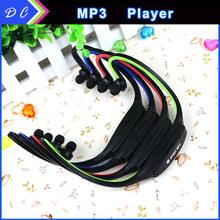 popular sport headphone mp3 player