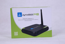 Jynxbox Turbo M8 IPTV (Jynxbox live Updated version)box with 1 year  warranty(Hong Kong)