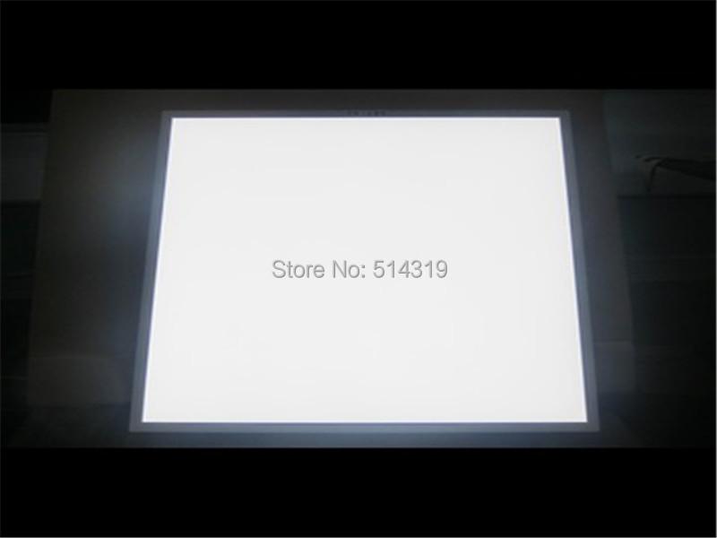 Фотография 600X600 led Panel light 40w recessed ceiling light 3014 focos LED Panel 60x60cm indoor office school 85-265V TUV by Fedex 6pcs