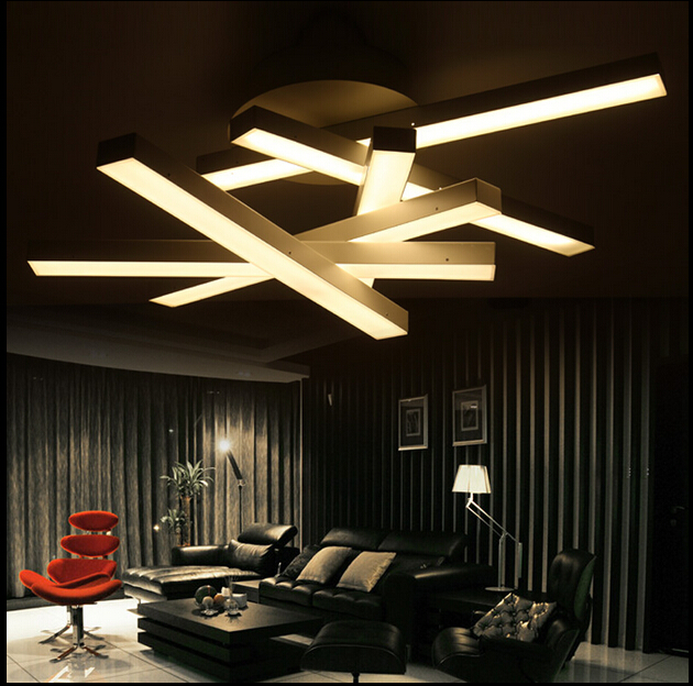 modern led ceiling lamps led lamps white light warm