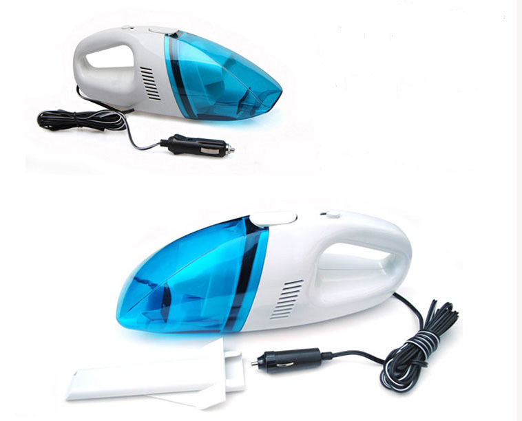 2014 Hot Free Shipping, New High Quality 12V Mini Portable Car Vehicle Auto Rechargeable Wet Dry Handheld Vacuum Cleaner, CP4(China (Mainland))