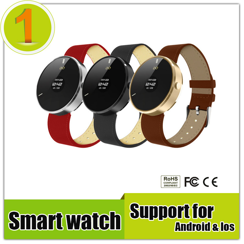 2015 New Style Smart Watch Wear Waterproof For Android and Ios Iphone,Bluetooth 4.0+ Fashion Dial Design,Remote Control Music(China (Mainland))