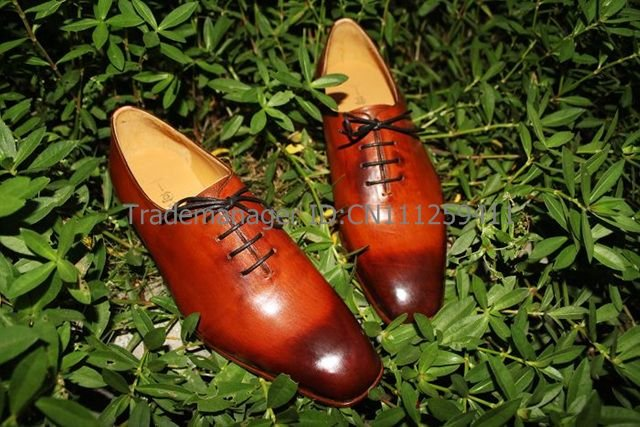 Adhesive craft handmade  color red brown shoe No.OX21<br><br>Aliexpress