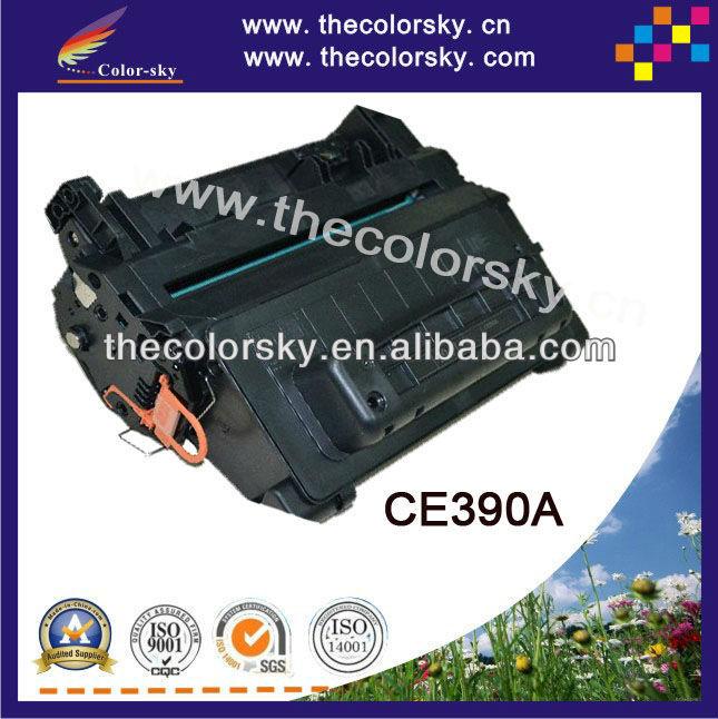 (CS-H390A) BK print top premium toner cartridge for HP CE390A CE 390A 90A M4555 M4545 M-4555 M-4545 M 4555 4545 10k free dhl<br><br>Aliexpress