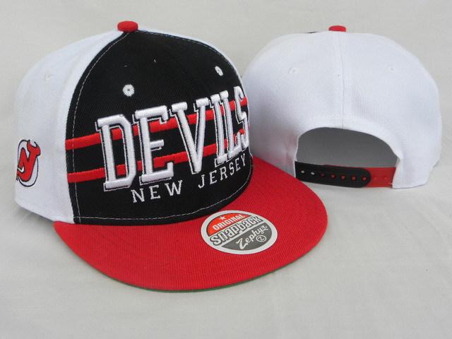 man baseball caps 2015 nhl hip hop bone New Jersey Devils cap Energy chapeau dsq snapback caps(China (Mainland))