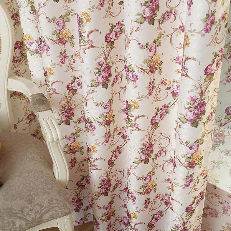 Free shipping curtains for living dining kids child room for Fabrics for children s curtains