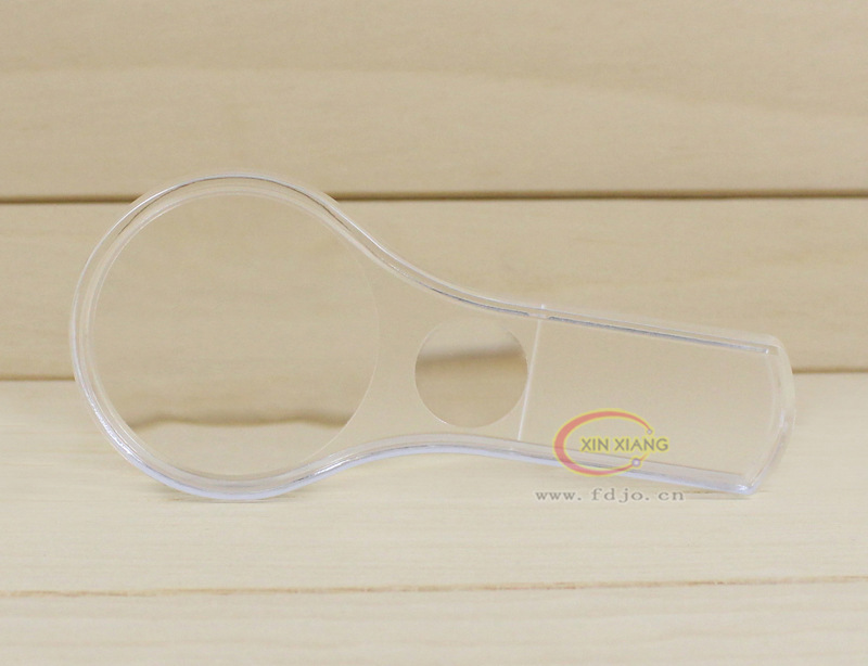 Supply of foreign magnifier magnifying acrylic plexiglass HD two kinds of multiple MG88073(China (Mainland))