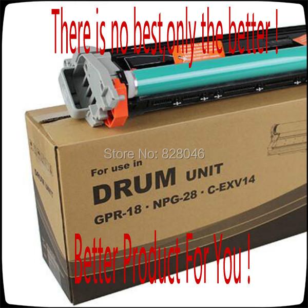 Original new copier drum unit for canon npg 35 irc2550i c3080i c3580i 2880