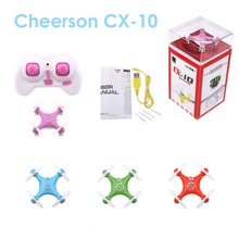 Cheerson CX10 2.4G 4CH 6Axis RC Quadcopter Mini