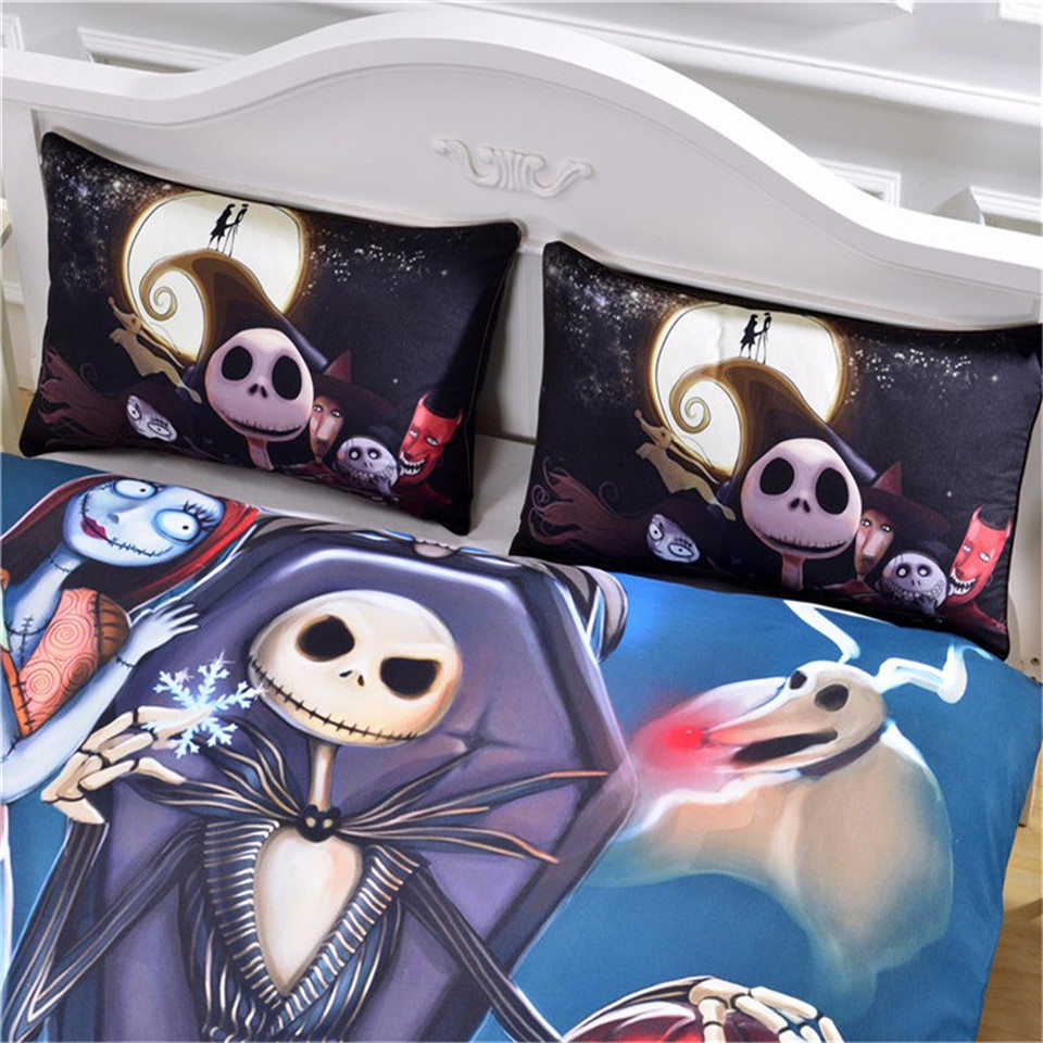 BeddingOutlet Nightmare Before Christmas Bedding Set Qualified ...