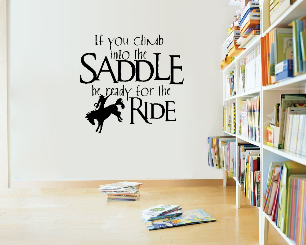Horse sticker wall art - Wall Stickers Horse Quotes Horse Sayings Reviews Online Shopping Horse Sayings Reviews On
