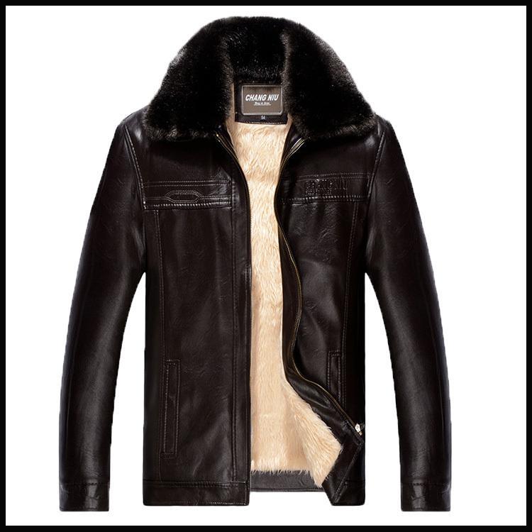 Spring 2015 new men's leather jacket men pu leather jaqueta couro masculino leather jackets for men pu skin jacket coat 55(China (Mainland))