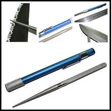 1pc Outdoor Portable Professional Pen Diamond Knife Multi Purpose Grindstone Fishing,freen shipping(China (Mainland))