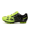 Tiebao M1259 Outdoor Athletic Racing MTB Cycling Shoes AutoLock SelfLock Bike Shoes SPD Cleated Bicycle Shoes
