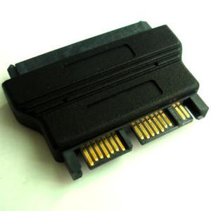 """SATA 22 Female 2 5""""HDD to Micro SATA 16pin 1 8"""" SSD Male Convertor Adapter(China (Mainland))"""