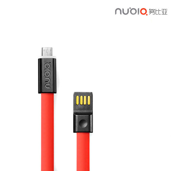 100% Original ZTE Nubia Micro USB Data Transfer Charging Sync Cable for ZTE Nubia Z9/ ZTE My Prague / Blade S6 / Blade L3 / L2
