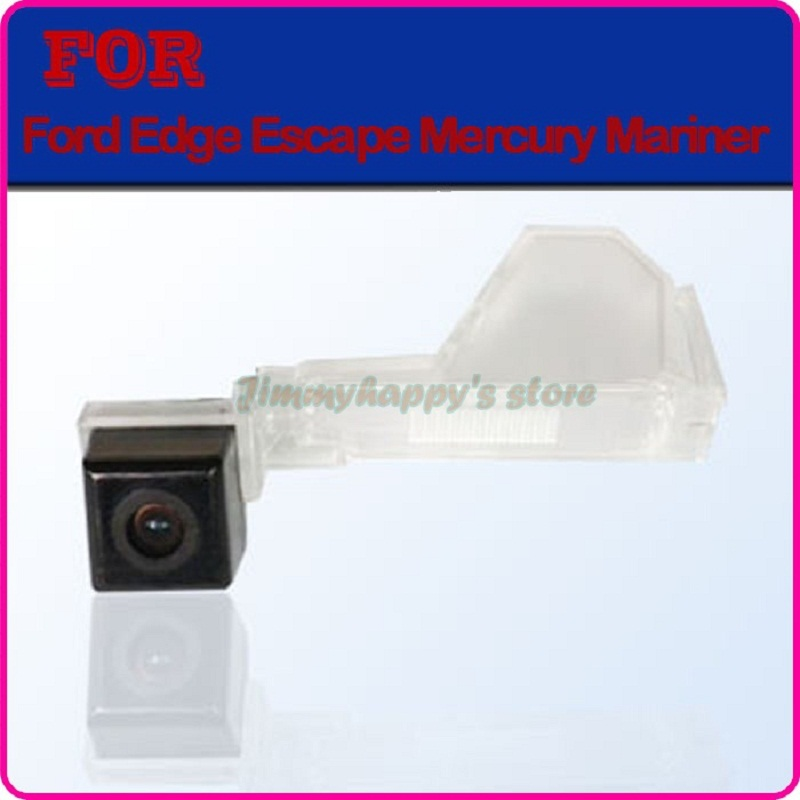 rear view camera for SONY CCD Night color car reversing video system for Ford Edge Escape Mercury Mariner(China (Mainland))