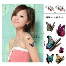 2015 latest Tattoo stickers fashion tattoo stickers waterproof glue eco-friendly walter sticker water transfer nail art sticker(China (Mainland))
