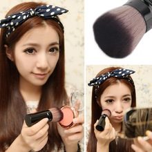 Pro Retractable Makeup Blush Brush Powder Cosmetic Adjustable Face Power Brush Kabuki Brush 2015 Hot Fashion