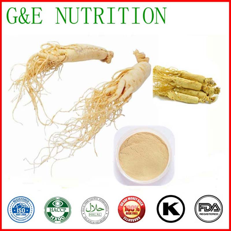 Здесь можно купить  Panax Ginseng Extract with Ginsenosides Extraction Powder 10:1  800g  Красота и здоровье