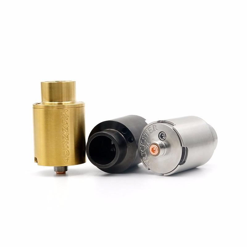 ถูก Kenndy 24X RDAเครื่องฉีดน้ำบุหรี่อิเล็กทรอนิกส์Vaporizer 24มิลลิเมตรไหลเวียนของอากาศที่สามารถปรับVaporizerเคนเนดี้เล่นกล24มิลลิเมตรพอดี510 Mods
